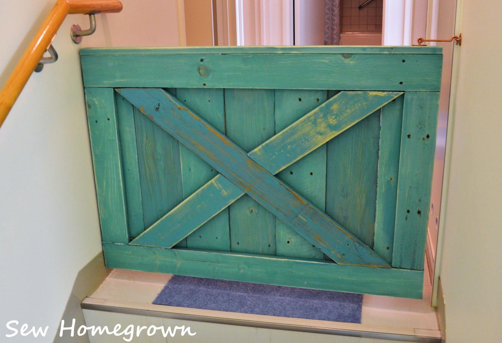 Barndoor Baby Gate