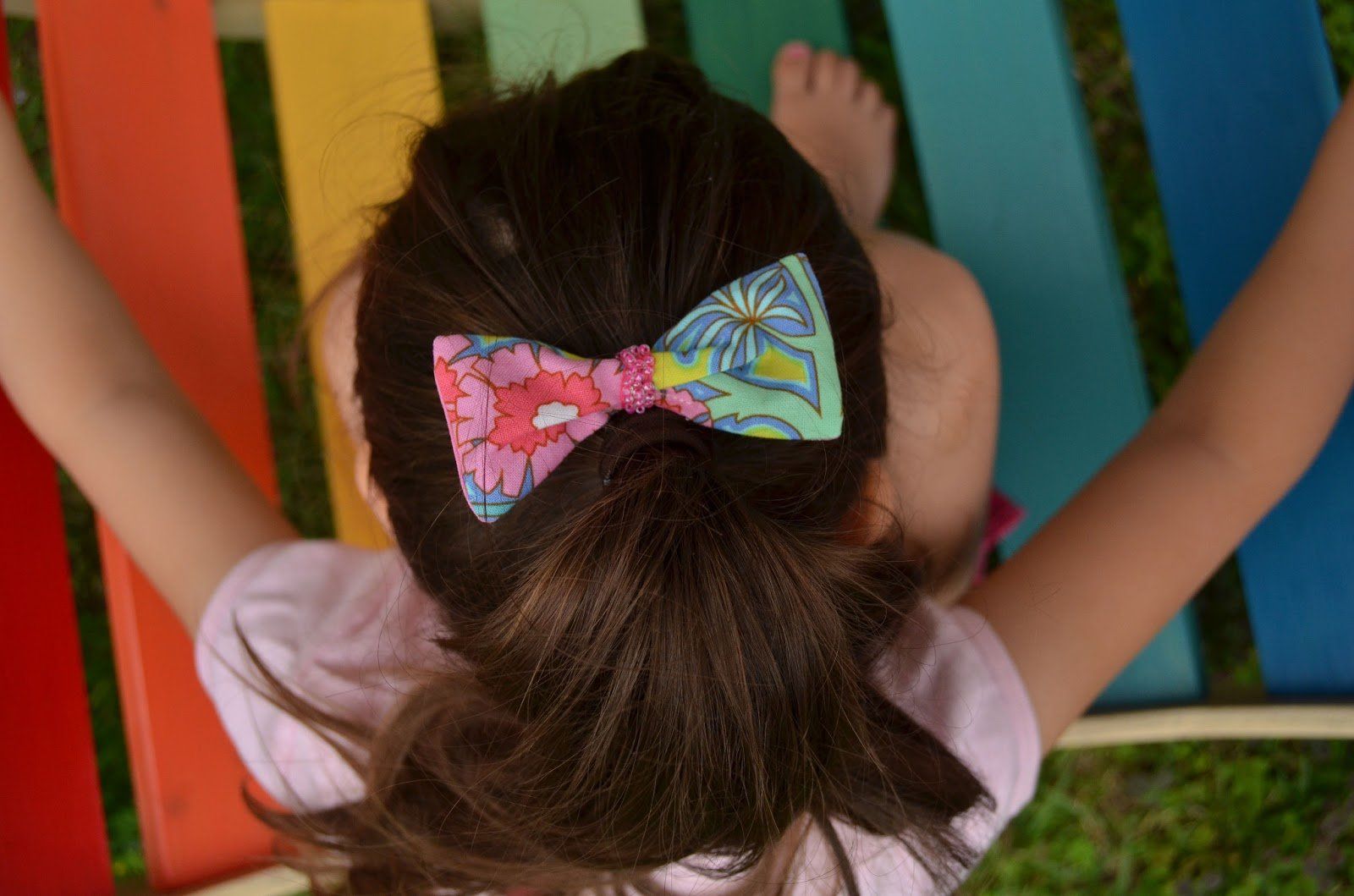 How to create Fabric Hairbow