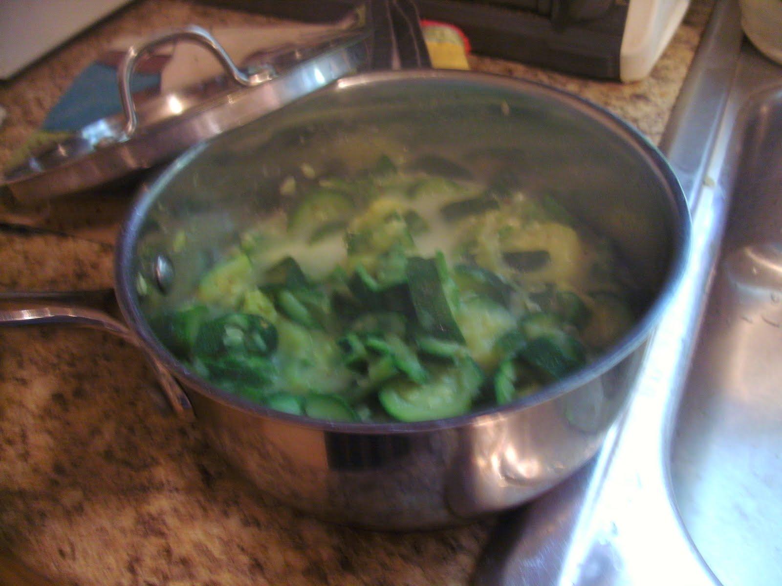 Grandma's Southern Zucchini Squash