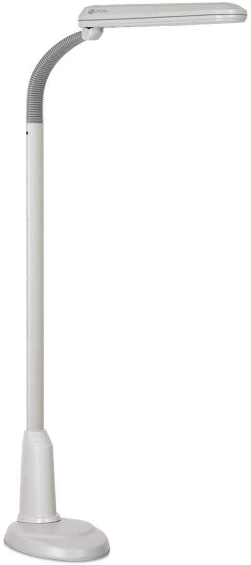 Ott-Lite Task Plus High-Definition Floor Lamp