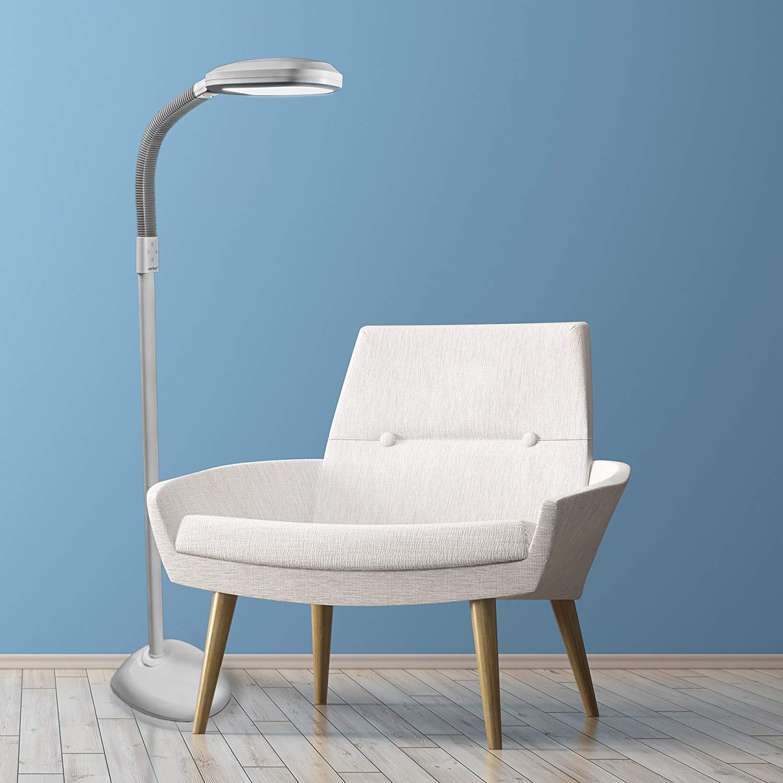 Verilux Original SmartLight LED Floor Lamp Full Spectrum Energy-Efficient Natural Light