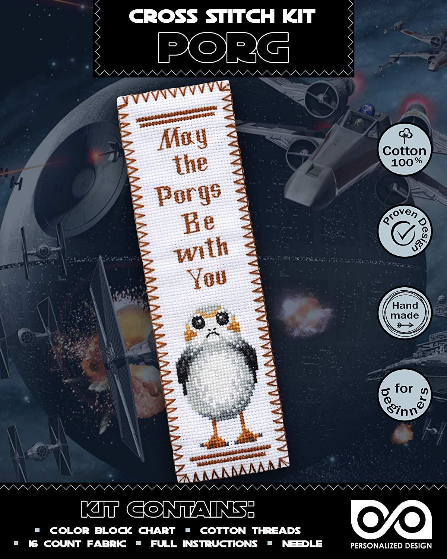 Cross Stitch Kits 'Star Wars' Porg
