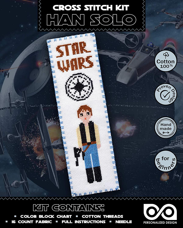 Cross Stitch Kits 'Star Wars' Han Solo