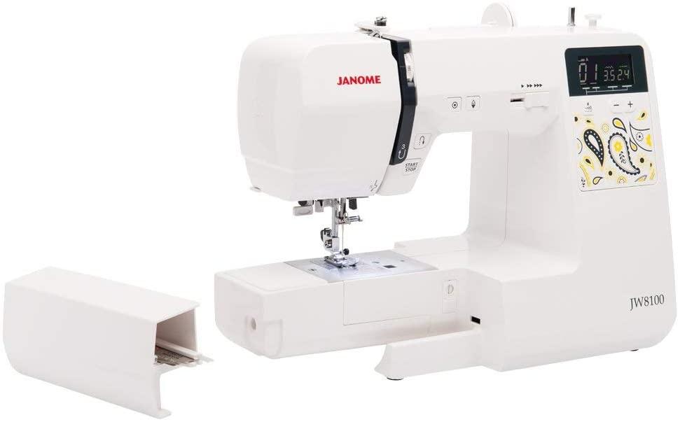Janome JW8100