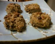 Flourless, Eggless, Sugarless, Peanut-free Wonderful Cookies!!!!!