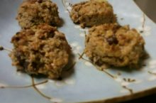 Flourless, Eggless, Sugarless, Peanut-free Wonderful Cookies!!!!!