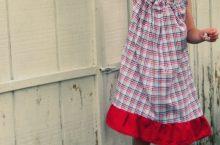 Classic Americana – a dress tutorial