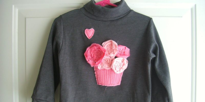 DIY Cupcakes and Roses – Valentine T