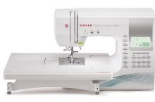 Best Sewing Machine for Quilting and Embroidery