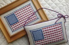 How to Sew an American Flag?