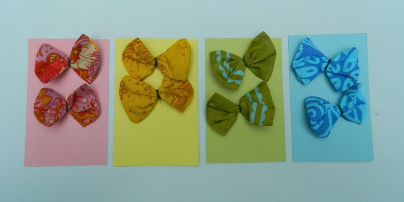 DIY Anthropologie-inspired Hairbows