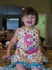 Aprons and cookies