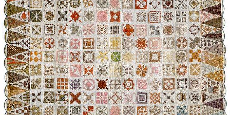 A Quilt to Pass the Time…