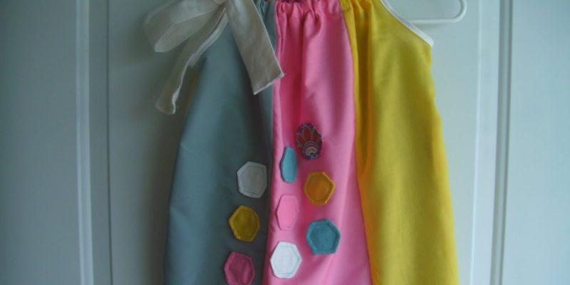 Psychadelic Pillowcase Dress