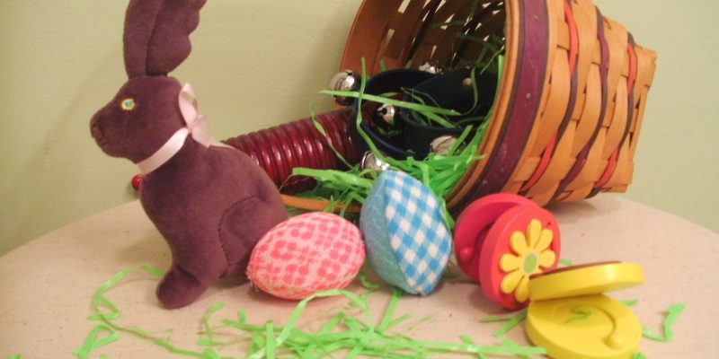 Fabric-Covered Egg Shaker Tutorial