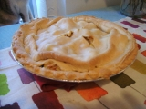 Easiest Chicken Pot Pie Ever. It is also delicious!