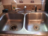 6 Steps to a Shiny Sink