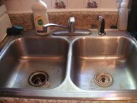 6 Steps to a Shiny Sink