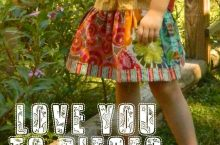 {DIY} Love You to Pieces Skirt
