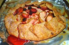 Simple Fruit Galette