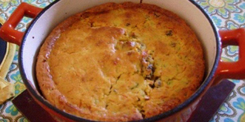 *Guest Post Thursday* – Delicious Zucchini Cornbread
